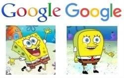 Enlace a El cambio repentino en el logo de Google visto de otra manera