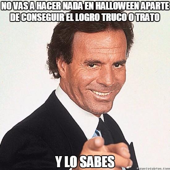 Meme_otros - ¿Tienes planes para la noche de Halloween?