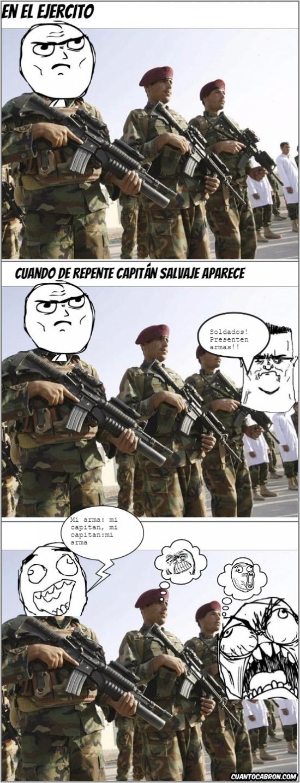 Lol - Órdenes que pueden dar pie a confusión en el ejército