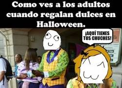 Enlace a La paradoja de Halloween y sus chuches
