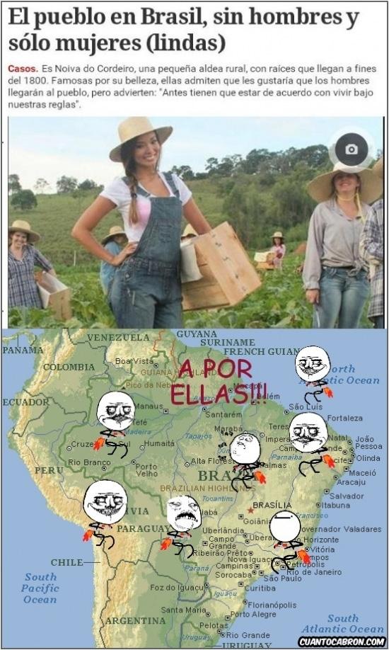 Me_gusta - El paraíso está en Brasil, ahora más que nunca
