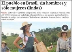 Enlace a El paraíso está en Brasil, ahora más que nunca