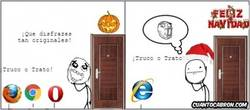 Enlace a Si en un par de meses Internet Explorer llama a tu puerta será para...