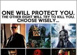 Enlace a Uno te defenderá y el resto irán a por ti, ¿a quién eliges?