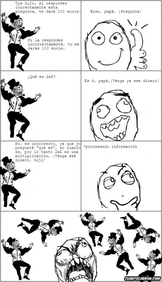 Trolldad - No puedes ganar a Trolldad