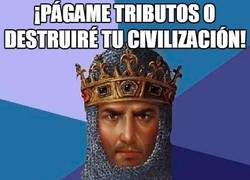 Enlace a En Age of Empires no todos conocen la misericordia