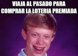 Enlace a Comprar loteria del pasado no funcionaría