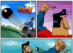 Enlace a Ni con bombas podrán hacer caer a Superman