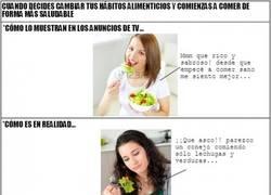 Enlace a Lo que de verdad esconde los anuncios sobre alimentación saludable