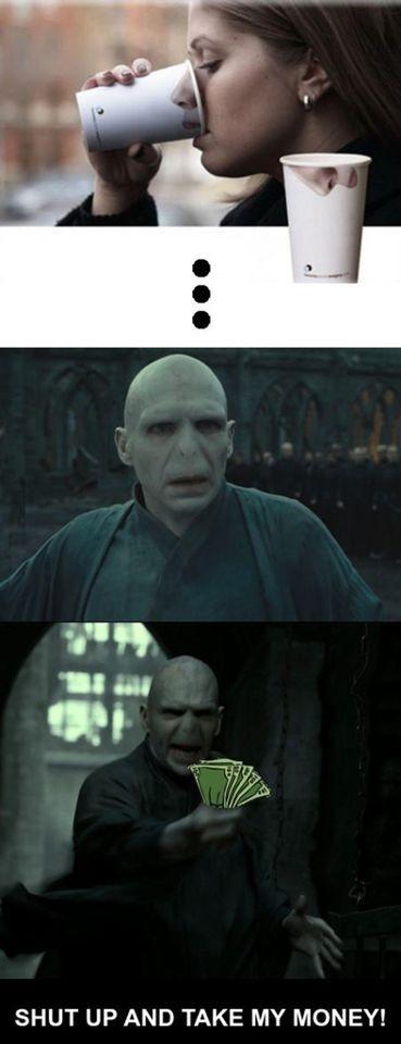 Fry - El mayor deseo de Lord Voldemort