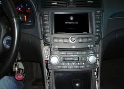 Enlace a Los peligros de usar Windows Vista en el coche