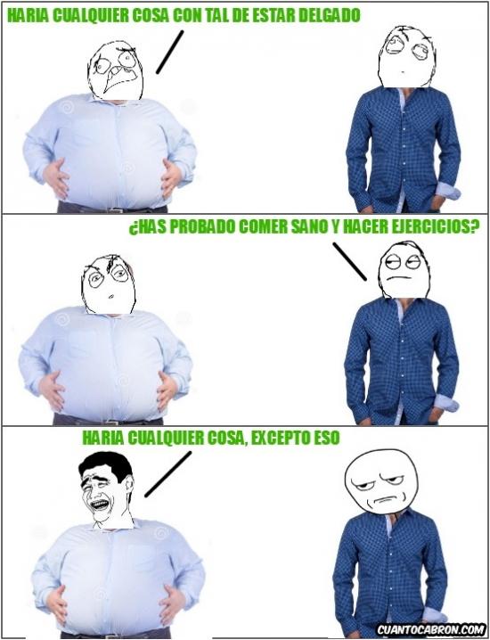 Kidding_me - La excusa de todos los que tienen sobrepeso