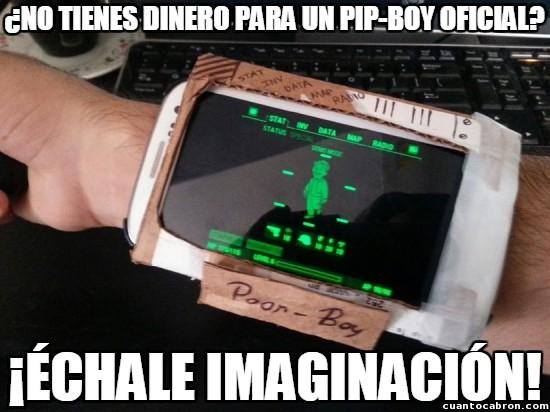 Meme_otros - Ante la salida del Fallout 4, esto es lo que me voy a preparar