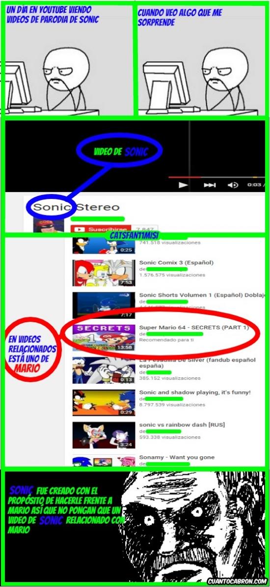 Mirada_fija - Youtube, tú que nos has hecho reír y llorar, ¿cómo puedes hacernos esto?