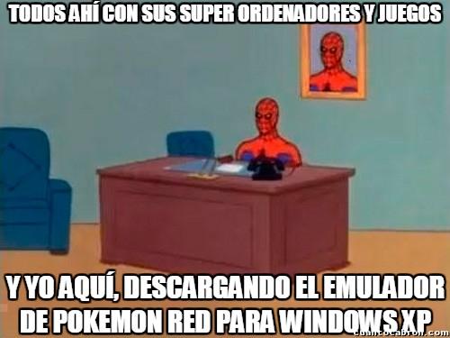Spiderman60s - Uno se ha de conformar con lo que tiene