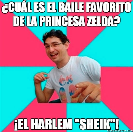 Bad_joke_deivid - El bailde favorito de Zelda