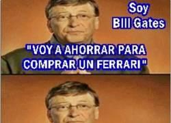 Enlace a Los largos tiempos de ahorro de Bill Gates