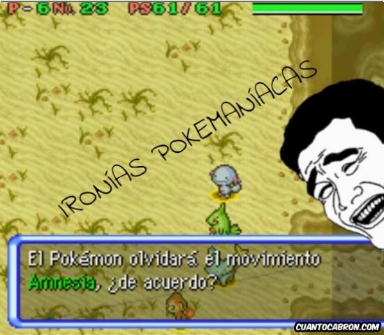 Yao - Ironías Pokémon en su pleno esplendor