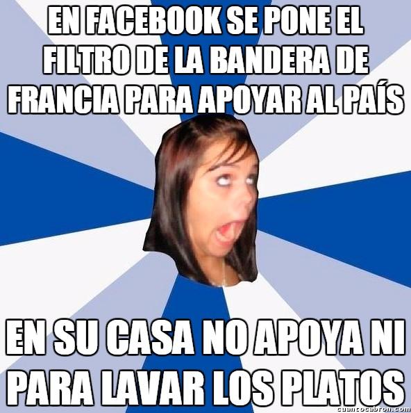 Amiga_facebook_molesta - Mucho apoyo posturil, pero luego...