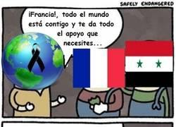 Enlace a No todos los países son tratados igual ante ataques terroristas si no pertenecen a Occidente