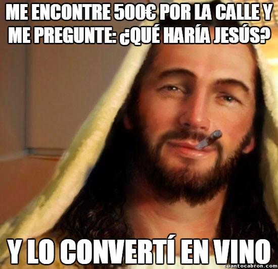 Good_guy_jesus - ¡Esos son los verdaderos milagros!