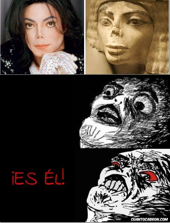 egipto,escultura,igual es que todos son aliens,michael jackson