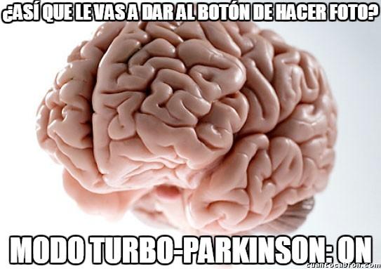 Cerebro_troll - Tu cerebro sabe cuando tiene que hacer las cosas