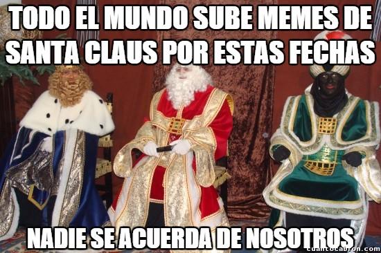 Meme_otros - Aparte de Papá Noel, ellos también se merecen alguna mención, ¿no?