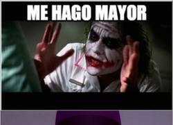 Enlace a La evolución del Joker