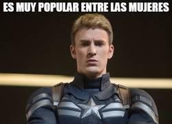 Enlace a Popularidad muy mal gestionada, Capitán