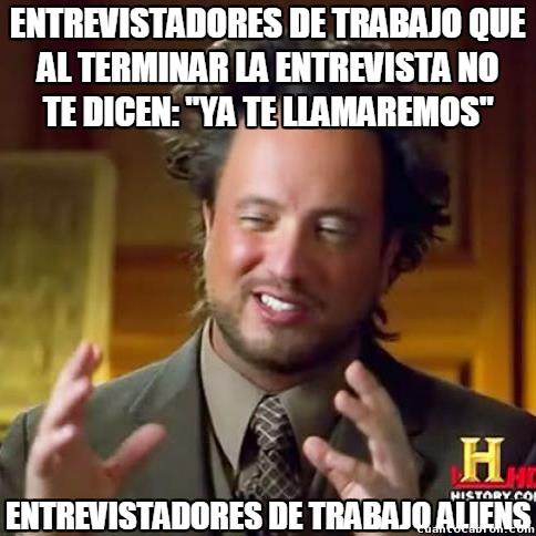 Ancient_aliens - Si no dijeran eso no podrían ser entrevistadores