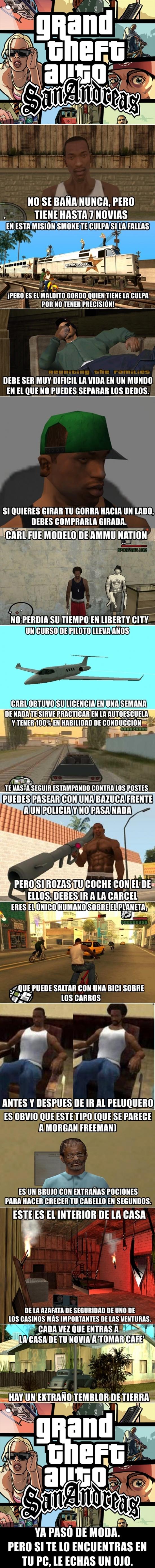 Gordo_granudo - El mundo del GTA San Andreas