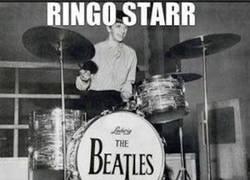 Enlace a ¿Sabes quién es Ringo Starr?