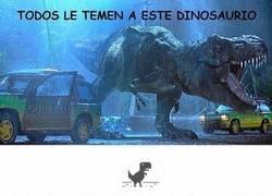 Enlace a El dinosaurio más terrorífico que ha existido
