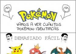 Enlace a ¿Cuántos Pokémon eres capaz de identificar?