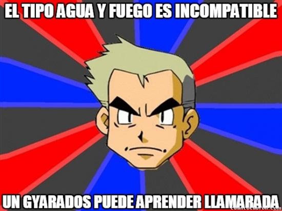 Cuanto Cabron La Logica De Los Pokemon Sobrepasa Las Estrellas