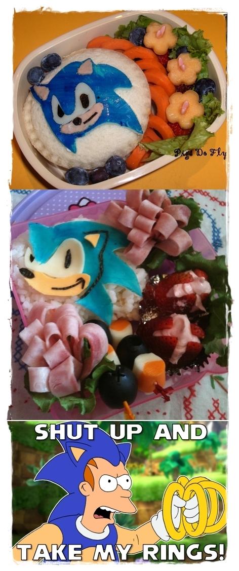 Fry - Porque Sonic también merece que nos dejemos los ahorros