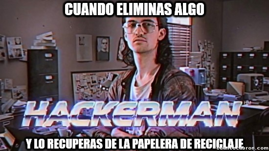 Meme_otros - ¡Ciudado, un nuevo hacker está entre nosotros!