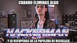 Enlace a ¡Ciudado, un nuevo hacker está entre nosotros!