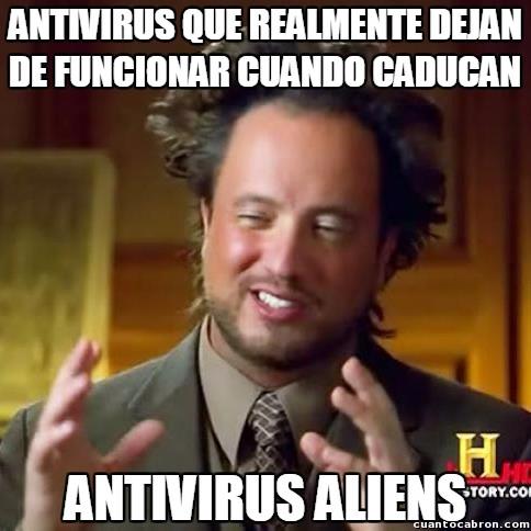 Ancient_aliens - Será que no te quieren dejar sin protección