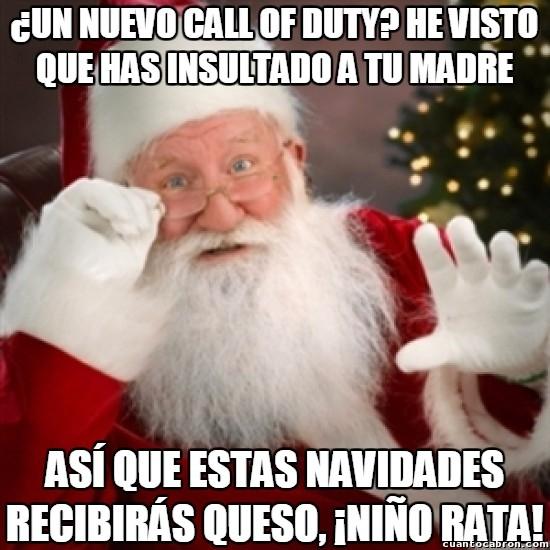 Meme_otros - Papá Noel empieza a repasar las cartas que le llegan y a tomar medidas necesarias