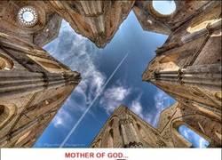 Enlace a Obras de Dios, o de arquitectos con un toque divino