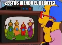 Enlace a Porque supongo que nadie se perdió anoche el debate decisivo de la política española, ¿verdad?