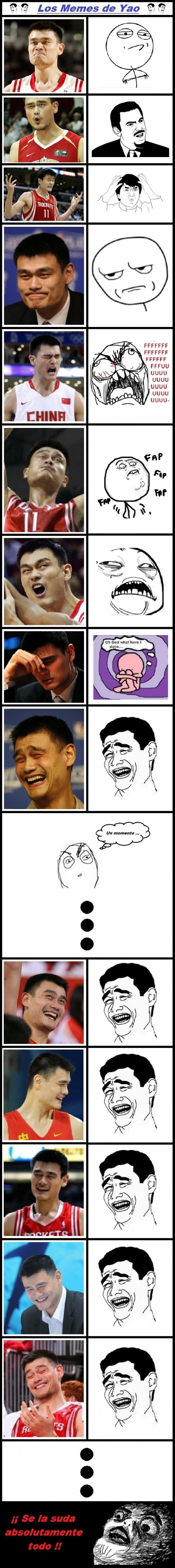 Yao - Yao, el inmortal
