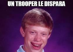 Enlace a La única víctima confirmada de los Stormtroopers