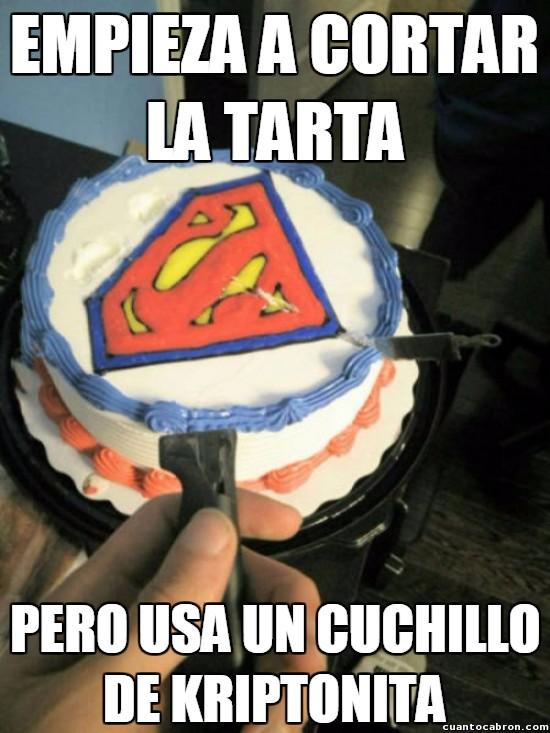Meme_otros - El logo de Superman otorga poder