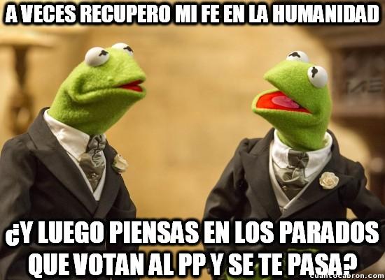 Meme_otros - Una rana le dice a otra...