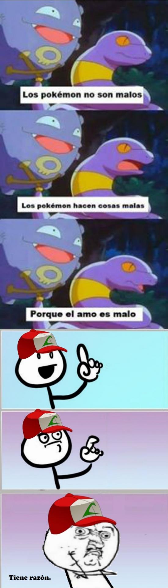 Otros - Filosofía Pokémon y el origen de todos los males