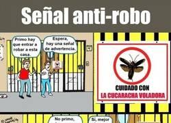 Enlace a El mejor sistema anti-robo del mundo