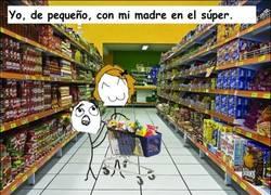Enlace a Por esto no voy al supermercado con mi madre